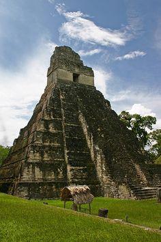 Temple in Tikal