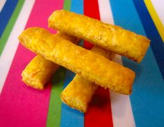 Carrot Snack Sticks Ingredients 1 cup all-purpose flour 2 tablespoons parmesan cheese, grated 1/2 teaspoon baking powder 1/2 teaspoon salt 1/2 cup carrot, finely shredded and thin 2 tablespoons canola or vegetable oil