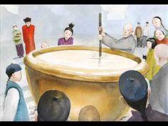 Stone Soup video clip, soups, read aloud, school, stone soup, stones