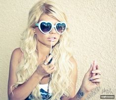 Chanel west coast I love love love her