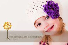 #flower #crochet #hat