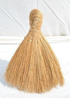 Primitive whisk broom