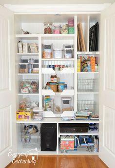 5 Pantry Organizing Mistakes I Didn't Realize I Was Making :: OrganizingMadeFun.com