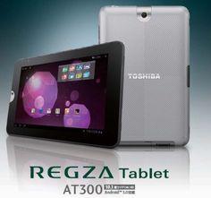 REGZA Tablet AT300