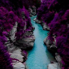 The Fairy Pools in The Isle of Skye, Scotland