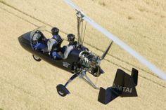 AutoGyro MT-03 Gyroplane, the predecessor to the MTO Sport.
