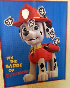 Mommy's Minions: 1/19 - PAW Patrol party