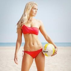 Top 10 Exercises for Women: Stomach, inner thighs, booty, and shoulders - By volleyball player Nora Tobin