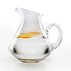 Amici     Sago glass pitcher