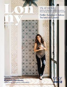 Lonny magazine may/2012 #decor #design #interior #free