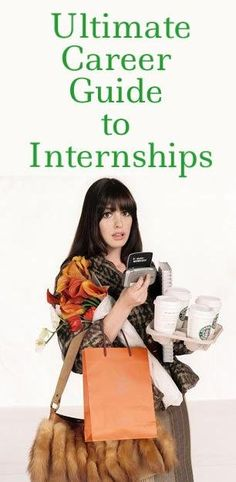 Ultimate #Career Advice Guide: #Internships   More career tips at www.halliecrawford.com