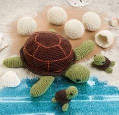 turtle crochet patterns,