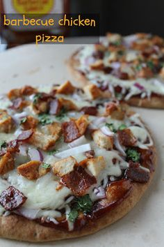 MOMMY ON DEMAND: Barbecue Chicken Pizza