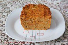 Kuchnia Izy: Pasztet z soczewicy bez jajek