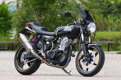 Yamaha SR 400 by Dell-Sara