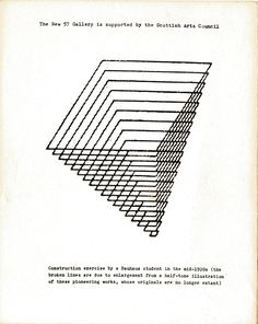 Front and back cover of catalog of exhibition Typewriter Art, Half a Century of Experiment, by Alan Riddell, exhibition at New 57 Gallery, Edinburgh, 1973. Thanks to Andrew Belsey for sharing.