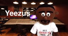 @KanyeWestPuppet Is Bizarre, But Ridiculously Retweetable [Video]