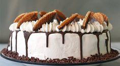 How to make an ice-cream cake