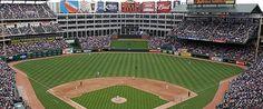 Ballpark in Arlington - I love those Rangers!