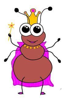 Queen ant cartoon images - photo#5