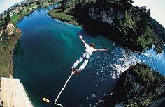 Bunjee Jumping!