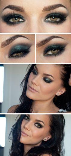 Her makeup is amazing <3