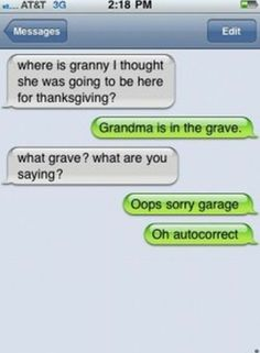 Where is Granny?