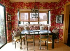 Cozy Dining Rooms from Our Tours