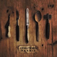 "The extremely anticipated Frightened Rabbit's new ""State Hospital"" EP is now streaming! And it rules."