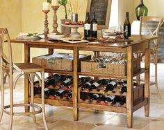 good price wines, la bergeri, wine tasting, bergeri wine, williamssonoma, wine rack, country kitchens, tast tabl, kitchen islands