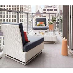 When I win the lottery and buy a high rise condo in the CWE! outdoor: playa armless chair, playa coffee table