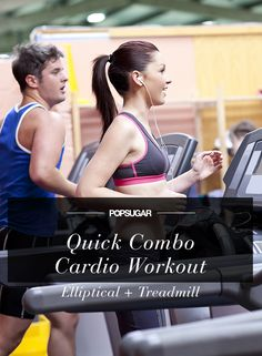 Double Your Fun With Our 30-Minute, 2-Machine Cardio Workout