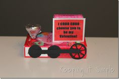 train valentine from Keeping It Simple