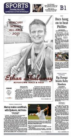 Boyertown's Ethan Shalaway earns the title of Spring All-Area Athlete in track and field for 2013. http://www.pottsmerc.com/article/20130703/SPORTS01/130709720/all-area-boyertown-s-shalaway-is-boys-track--field-athlete-of-the-year