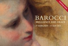 BAROCCI: Brilliance and grace  London, The National Gallery, 27 February - 19 May