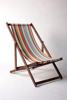 Brighton beach chair by gallantandjones