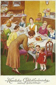 cup, tea time, tea parti, pop art, tea pictur, cakes, teas, di tea