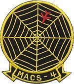 Marine Air Control Squadron 4 (MACS-4) Futenma Okinawa Japan Marine Corps Base.