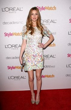 Celebs shine at the People StyleWatch event