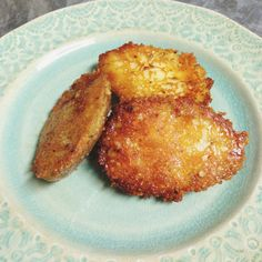 Parmesan Crusted Baked Potatoes