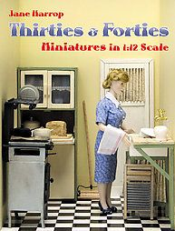 @Overstock - This manual is jam-packed with carefully researched, fun-to-make projects that will give any doll's house a truly authentic feel. The scene is set with a brief history of the 1930s in Britain and America, followed by the projects themselves,...http://www.overstock.com/Books-Movies-Music-Games/Thirties-Forties-Miniatures-in-1-12-Scale-Paperback/2401808/product.html?CID=214117 $14.81
