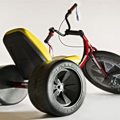 ADULT Big Wheel Trike by High Roller