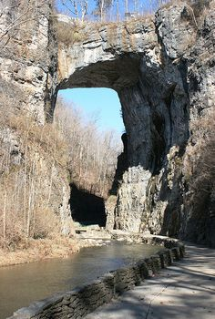 Natural Bridge ...Virginia