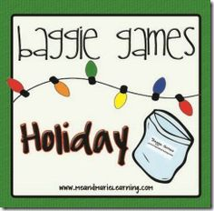 baggie games= holiday
