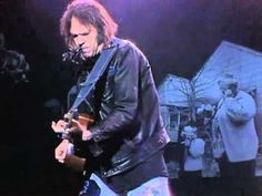 Neil Young - Keep on Rockin' in the Free World (Live at Farm Aid 1990)
