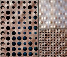 deyoung museum cladding detail