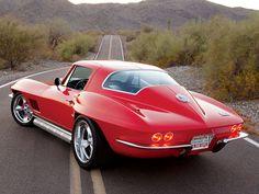 1964 Corvette #Cars #Speed #HotRod