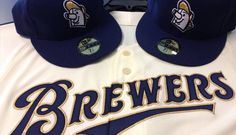 We love this fan-made #Brewers uniform design! Nearly 700 entries were submitted for the contest and this winning pick will be worn during Spring Training.