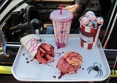a zombie child's Happy Meal ^^