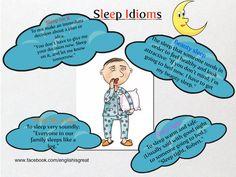 Idioms With the Word 'Sleep'.